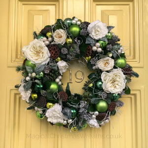 Bespoke Luxury Christmas Wreaths London