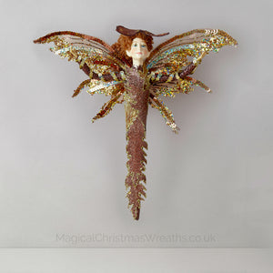 Fabulous Christmas Fairy Ornament