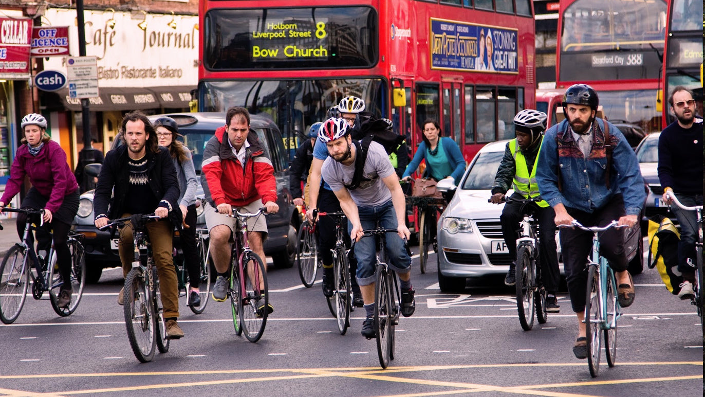 Is London Europe's Cycle Super City?