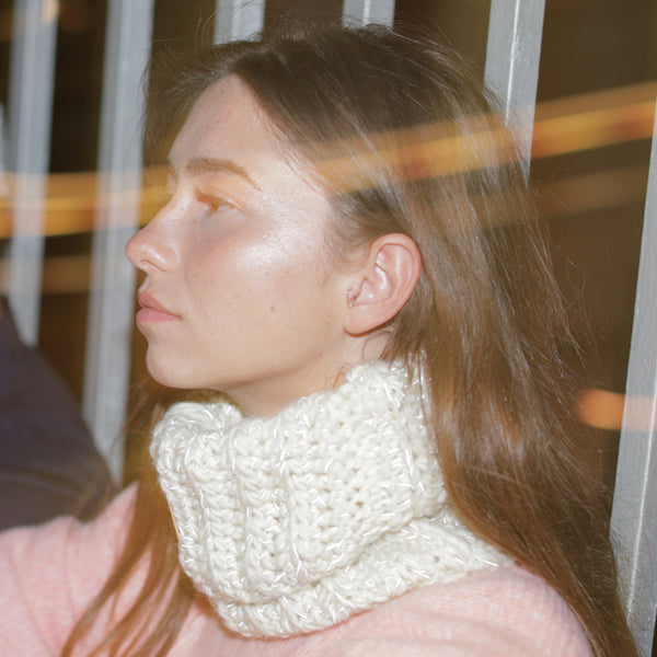 Cuff Reflective Snood