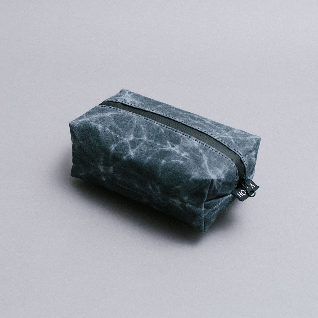Wash Bag - Grey