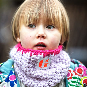 Kids Cuff Reflective Snood