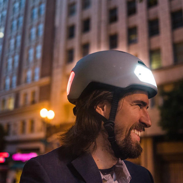 Torch T2 Illuminating Helmet