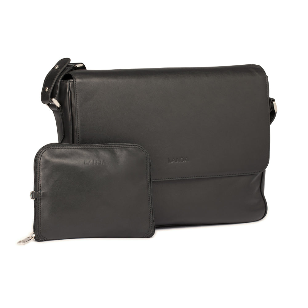 The Roble Messenger Bag