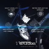 Ultra Reflective Lightweight socks