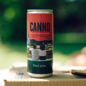 CANND Rosé Wine - Case of 12