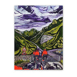 Rule of 6 up Winnats Pass (limited edition print)