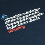 T-lab DirtRider T-Shirt (Navy)
