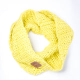 Twist Reflective Snood