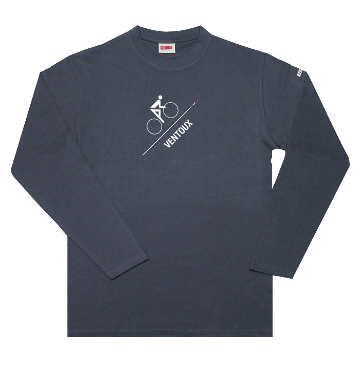 T-lab Ventoux Dark Grey Long Sleeve