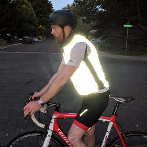 Ultra Reflective Windbreaker Vest