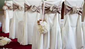 Have Limited Budget for Wedding? Rent Wedding Chair Covers!