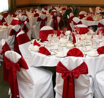 How to Transform Your Wedding Reception with Chair Covers