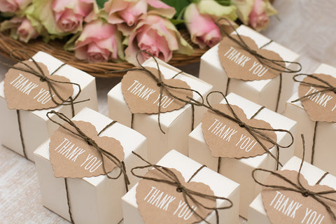 5 Tips for Memorable Wedding Favors