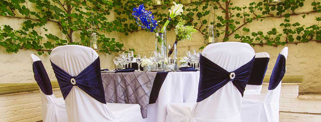 Tips in selecting the best rates on rental chair covers and organza sashes