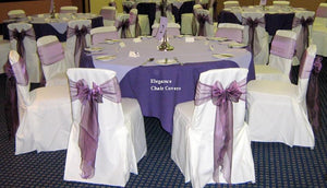 Adopt Elegance and Style with Low-Cost Chair Cover Rentals
