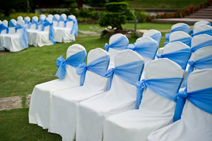 The most creative ways to use Organza Chair Sashes