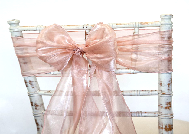 Why Are Organza Chair Sashes Popular Part Of Event Decor?