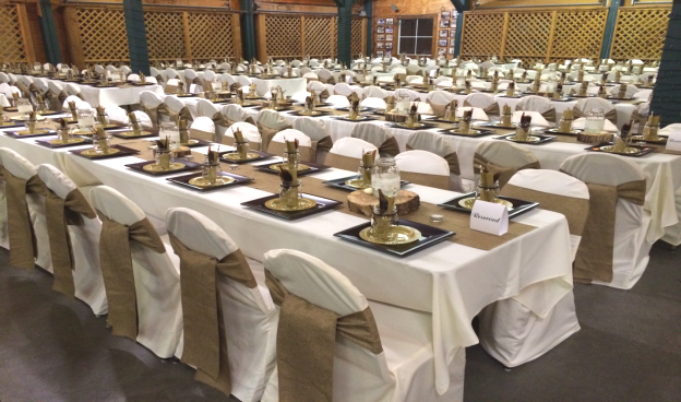 Why Opting For Wedding Chair Cover Rentals Is A Convenient Option?