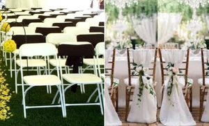 Why should you use chair covers?
