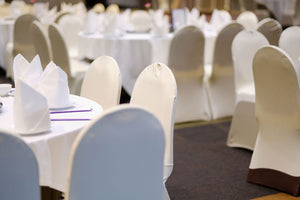 Why Use Simply Elegant Chair Covers for Wedding Chairs and Linens