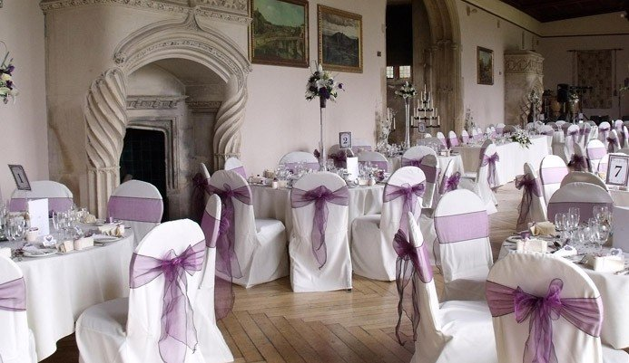 Want to style your wedding aisle with cheap satin chair sashes? Here is the guide.