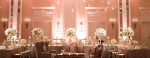 Event Lighting can Transform an Event from Ordinary to Extraordinary
