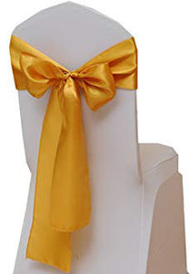 Chair Sash - Satin