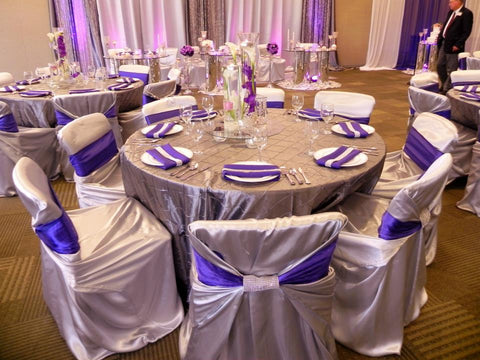 Elegant Chair Sashes