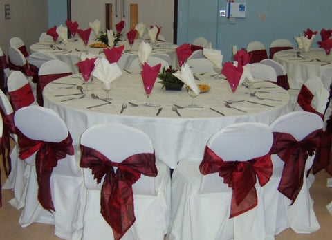 Red Chair Sashes