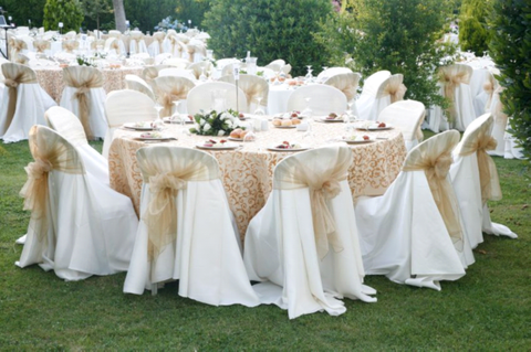 Make Your Wedding More Memorable With These Chair Covers