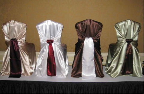 elegant chair cover