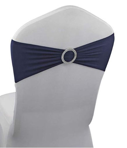 Navy Blue Spandex Band