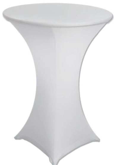 Cocktail Table Round Spandex