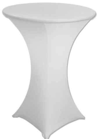Buy Cocktail Table Round Spandex