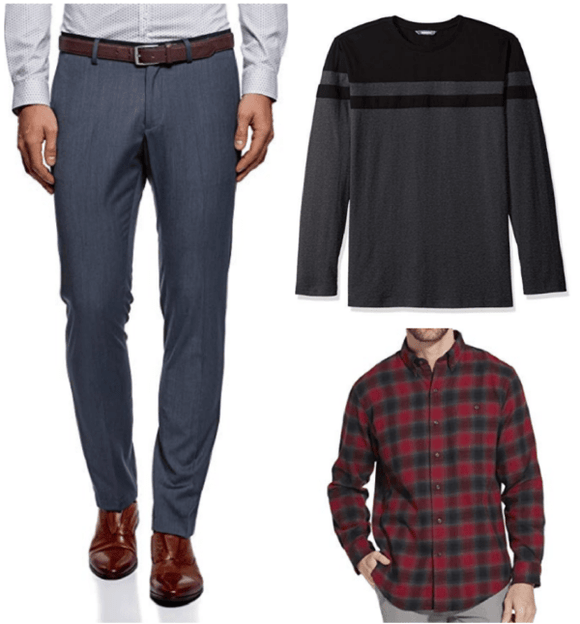 Men's Clothing & Accessories