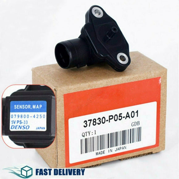 079800-4250 Denso Manifold Air Pressure Sensor MAP Sensor For Honda 37830P05A01 - efair Best spare parts online shopping website