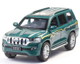 1:32 Toy Car TOYOTA LAND CRUISER Prado Metal Toy Alloy Car Diecasts Toy Vehicles Car Model 6 Doors Can Opened Toys For Children