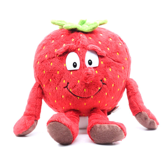 1 Pcs Fruit Vegetables Soft Plush Toy Stuffed Doll Cute Gift for Children Kids YH-17 - efair Best spare parts online shopping website