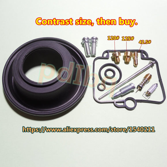 (1 set US $ 12)DR350 Goose350 Single Cylinder Engine Mikuni BST40 Carburetor Repair kit Configure Vacuum Diaphragm - efair Best spare parts online shopping website