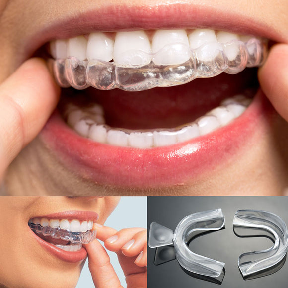 10 Pairs Thermoforming Dental Mouthguard Teeth Whitening Trays Bleaching Tooth Whitener Mouth Guard Care Oral Hygiene - efair Best spare parts online shopping website