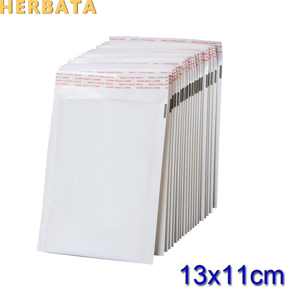 (110*130mm) 100pcs/lots White Pearl Film Bubble Envelope Courier Bags Waterproof Packaging Mailing Bags CL-2022 - efair Best spare parts online shopping website