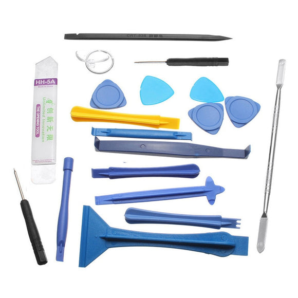 19 pcs 1 Sets Opening Repair Tools Laptop Phone & Screen Disassemble Tools Set Kit For iPhone For iPad Cell Phone Tablet PC - efair Best spare parts online shopping website