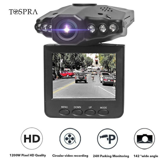 2.5in Car Camera Dashboard Dash Cam Recorder FULL 1080P Screen Cameras Recorder DVR Camera Registrator Loop Video Recorder - efair Best spare parts online shopping website