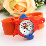 2016 Cartoon Spiderman Watches Fashion Children Boys Kids Students Spider-Man Sports Silicone Watches Analog Wristwatch - efair Best spare parts online shopping website