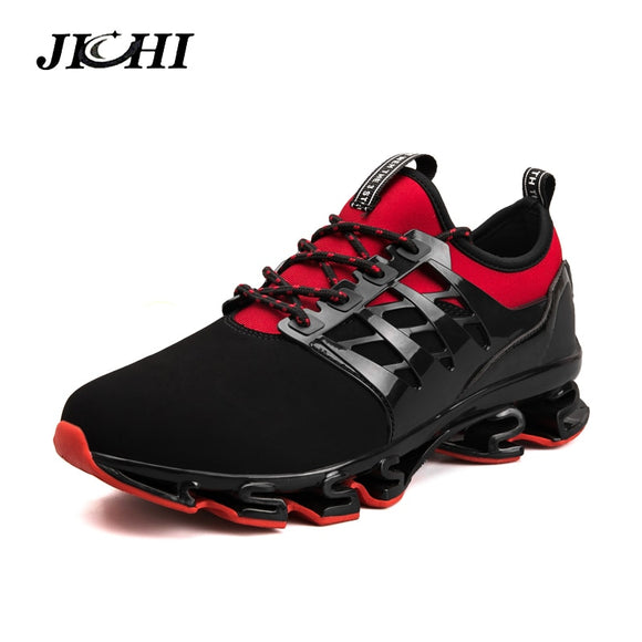 2019 Mens Shoes Casual Slip On Breathable Hot Sale Sneakers Men Shoes Spring Blade Shoes Outdoor Flats Shoes Big Size Men - efair.co