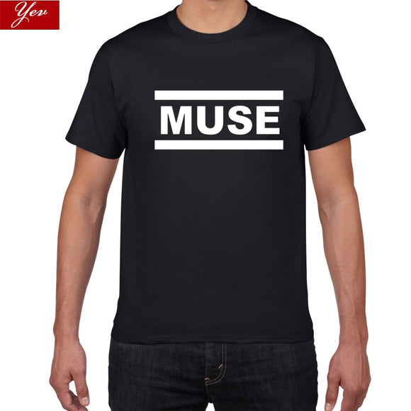 2019 new Muse t shirts Menstreet wear tshirt men Summer 100% Cotton t-shirts Tops Rock Band T-Shirts men clothes Free Shipping - efair Best spare parts online shopping website