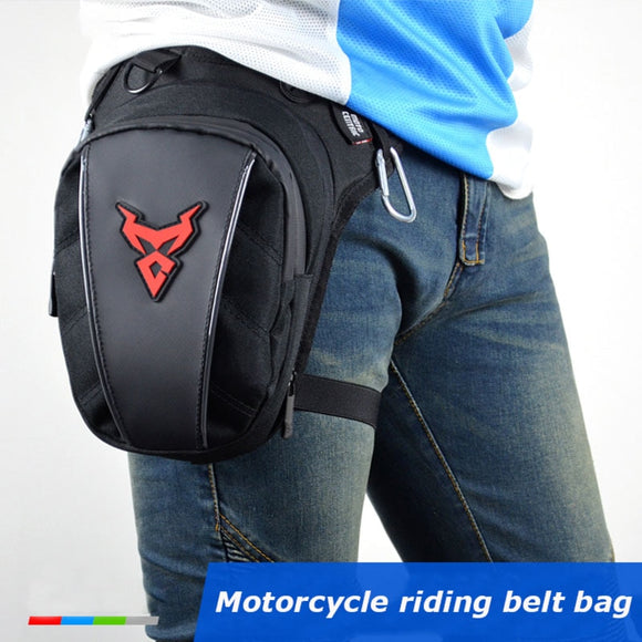 2020 New Multi-Function Motorcycle Drop Leg side Bag Waterproof Motorcycle Bag Outdoor Casual Waist Bag Motorcycle Motorbike - efair.co