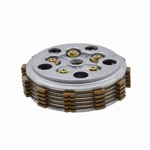 2088 Motorcycle Clutch Parts Drum H Assembly With Friction Pressure Plate For Suzuki GS125 GN125 EN125 HJ125K-A - efair Best spare parts online shopping website