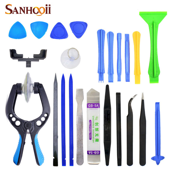 23in1 Mobile Phone Screen Opening Plier Repair Tools Tweezers Spudger Pry Tear Down Tools set Kit For iPhone iPad HuaWei Tablet - efair Best spare parts online shopping website